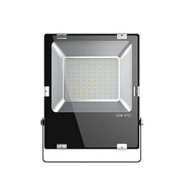 Iluminaci n led para exteriores luces para exterior focos balizas y proyectores led ledbox - Lamparas solares interior ...
